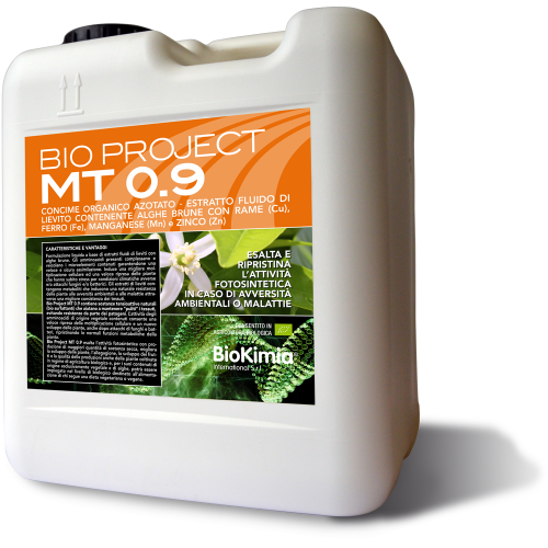 Bio Project MT 0.9