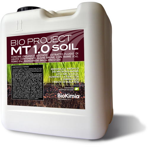 Bio Project MT 1.0 Soil