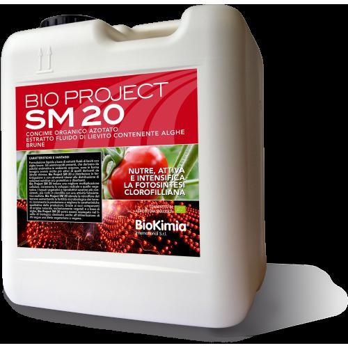 Bio Project SM 20