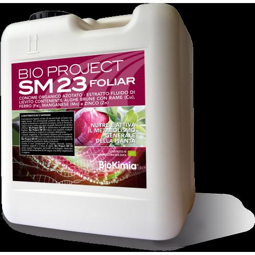 Bio Project SM 23 Foliar